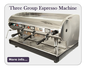 Coffee machine rental in Bath and Bristol areas