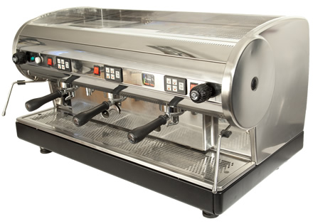 rent an espresso machine